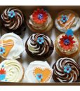 Buy colorful cupcakes online Lagos Abuja Port Harcourt
