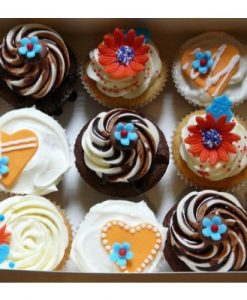 colorful cupcakes online