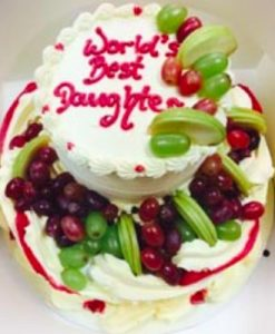 Buy Fruit Ensemble cake online Lagos Abuja Port Harcourt