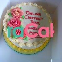 rose reddy cake online