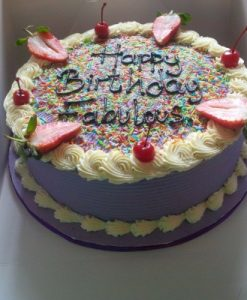 Buy Purple Fiesta Cake online Lagos Abuja Port Harcourt