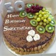 silver-and-golden-50th-birthday-cake-waracake