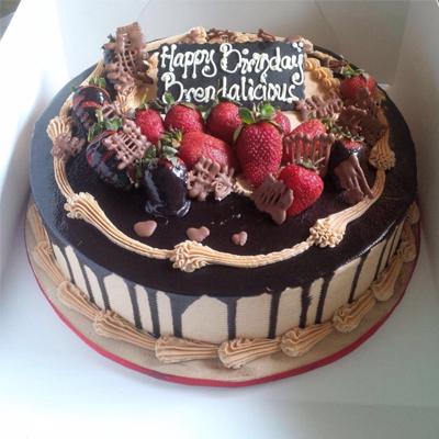Birthday Cake And Anniversary