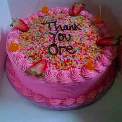 Buy Pink Fiesta Cake Online WaraCake Lagos Abuja Port Harcourt