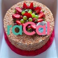 Toasted Coconut Cake Online WaraCake