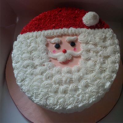 buy santa cake online waracake