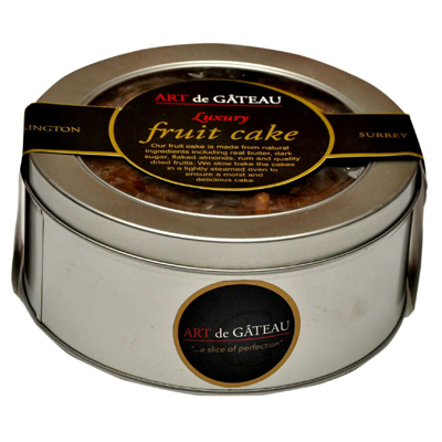 Buy Art De Gateau Christmas Fruit Cake Online