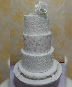 beautiful betty wedding cake