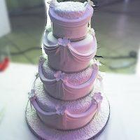 white fondant iced cake wedding cake waracake lagos abuja portharcourt
