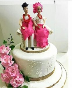 engagement cakes in nigeria