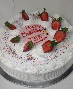 berries promo cake waracake online