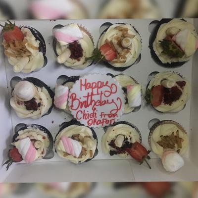 GhenGhen Cupcakes
