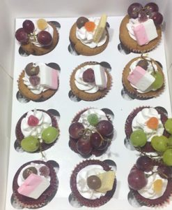 fruit fest cupcakes