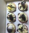 Six Fairy Cupcakes