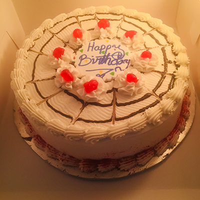 cheap vanilla cake delivery in lagos