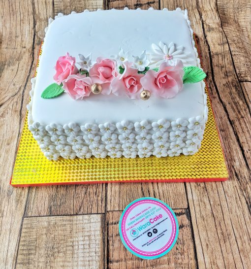 flourish delight cake