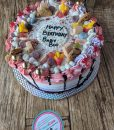 Sweety fruity cake