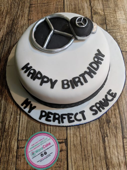 Benz cake