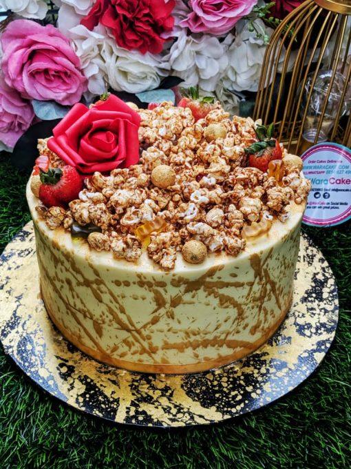 popping cake
